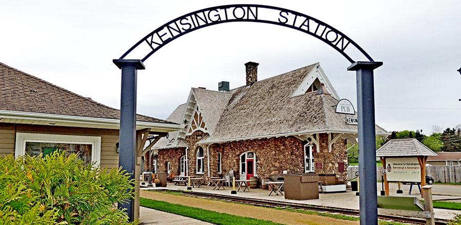 kensington railway